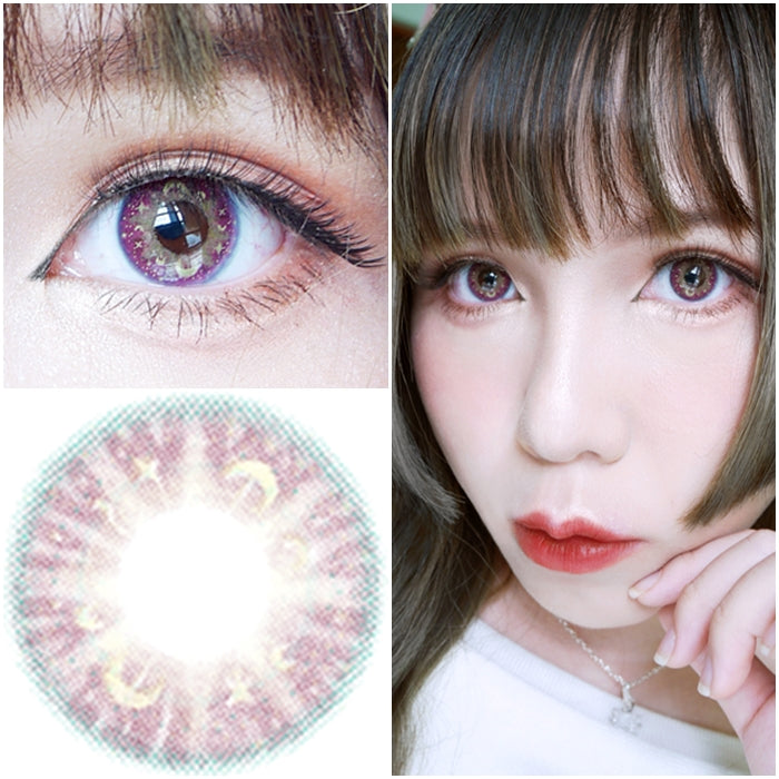 Milky Way Violet - Ohmykitty Online Store
