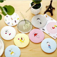 Mini Pocket Mirror - Ohmykitty Online Store