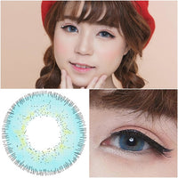 Nobluk Aqua Blue (Prescription) - Ohmykitty Online Store