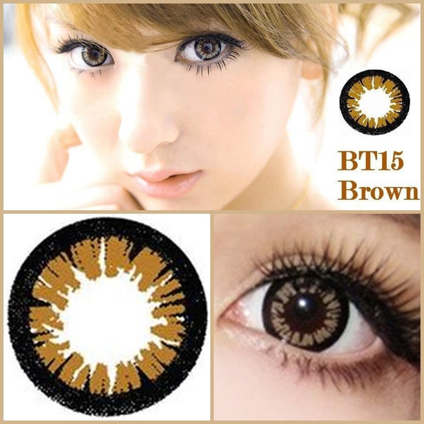 DollyEye BT15 Brown