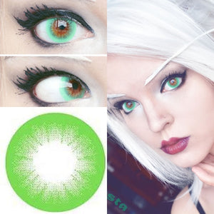 DollyEye Bubble Green