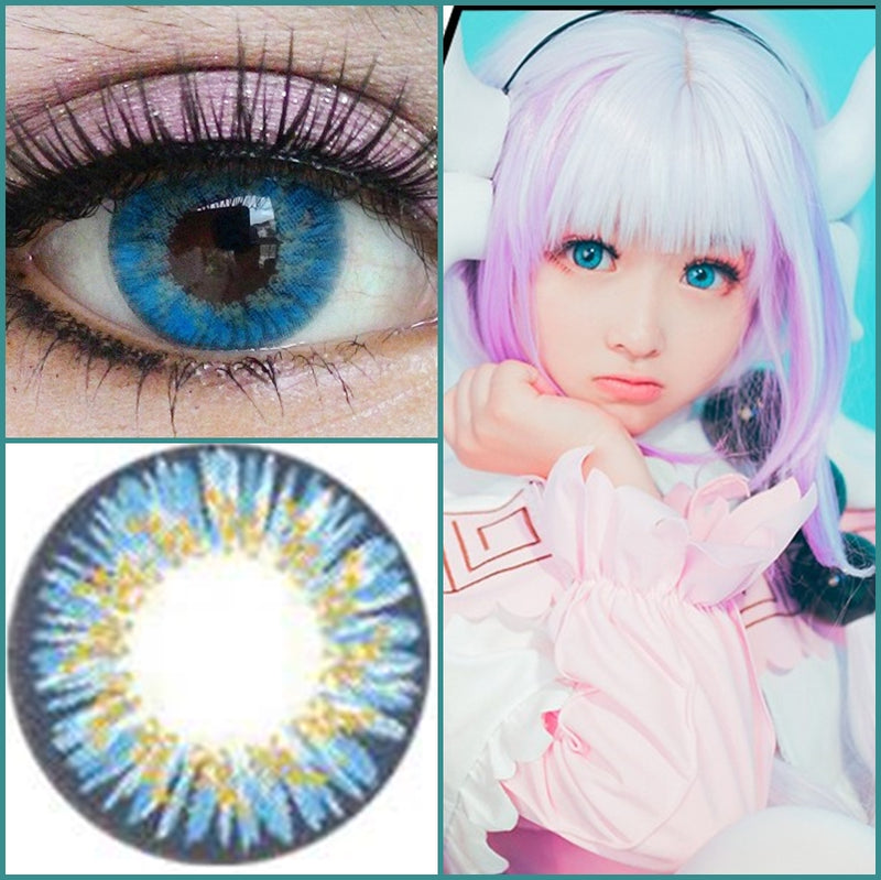Western Eyes Frozen Elf Blue