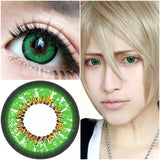 Cosplay Vivid Green - Ohmykitty Online Store