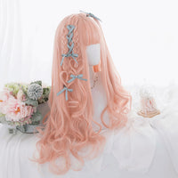 Peach Perfect - Lolita Wig - Ohmykitty Online Store