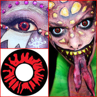 SFX Red Wizard 14mm (Prescription) - Ohmykitty Online Store