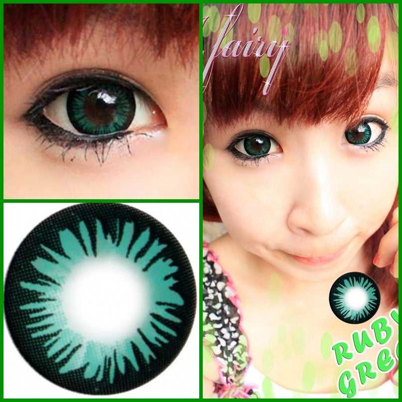 Ruby Green - Ohmykitty Online Store