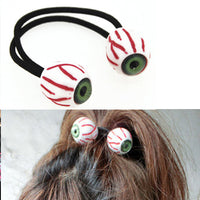 Spooky Eyeball Hair Tie / band - Ohmykitty Online Store