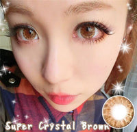 Super Crystal Brown - Ohmykitty Online Store