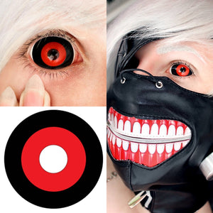Sclera Tokyo Ghoul 22mm - Ohmykitty Online Store