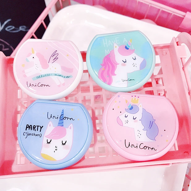 Dreamy Unicorn Lens Case - Ohmykitty Online Store