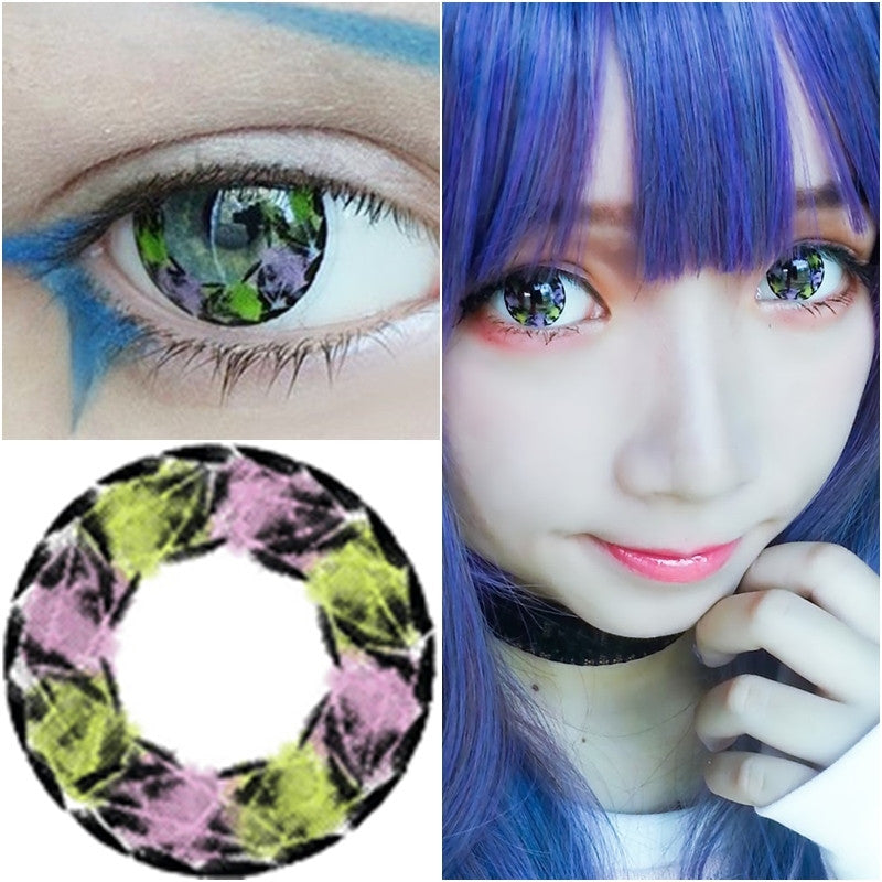 Gummy Violet (Mix green) - Ohmykitty Online Store