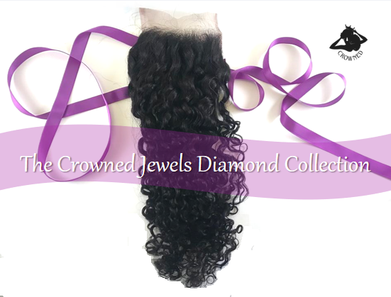 Sapphire Collection - Curly (3A/3B) Closure