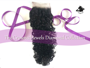 Sapphire Collection - Curly (3C) Closure