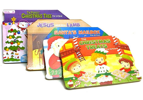 Christmas Story Pop-Up Books Bundle