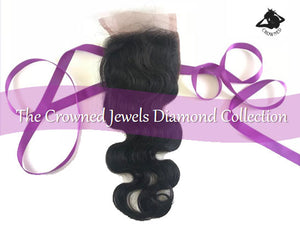 Sapphire Collection - Body Wave Closure