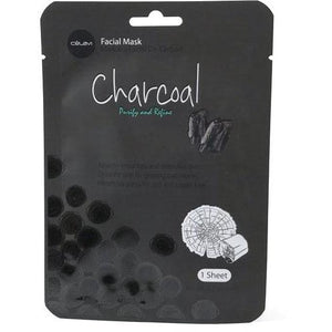 Charcoal Purify & Refine Facial Sheet Mask
