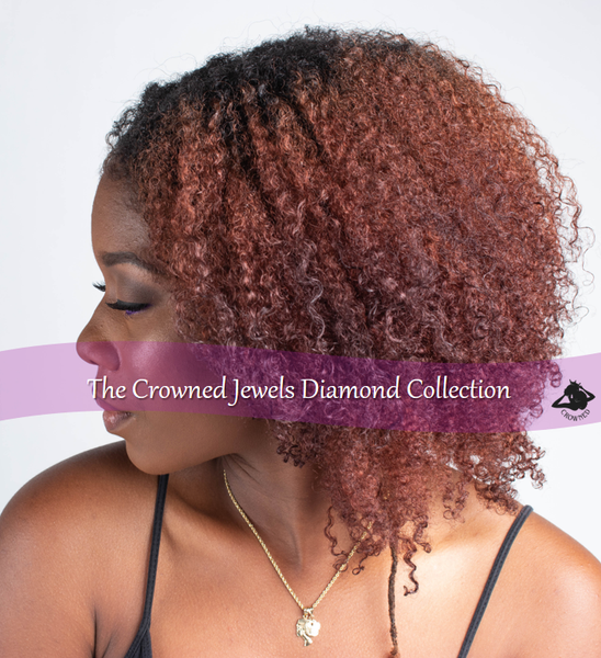 Diamond Collection - Curly (3C) Bundles