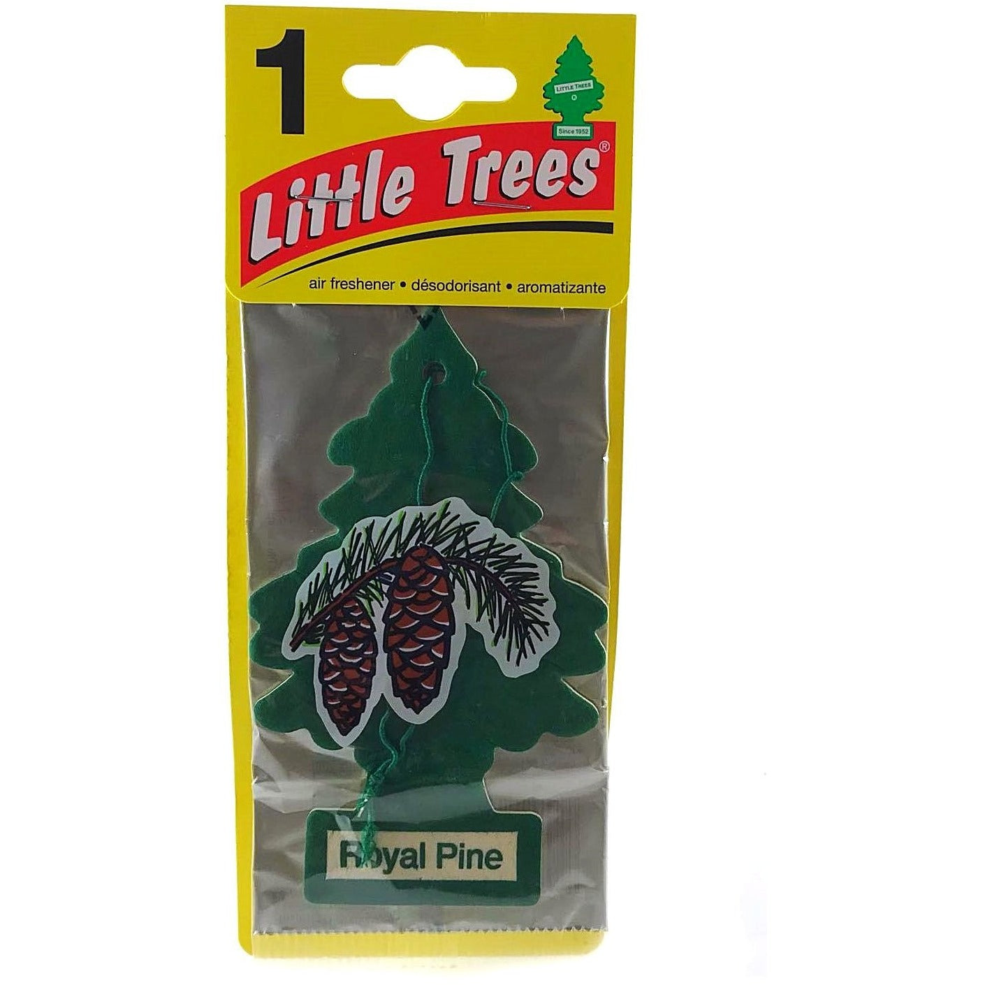 Little Trees Auto Air Freshener - Royal Pine
