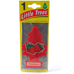 Little Trees Auto Air Freshener - Strawberry