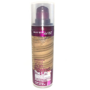 Maybelline New York Instant Age Lifter Smoothing Primer + Lifting Foundation – Caramel