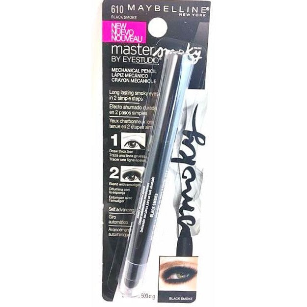 Maybelline New York Master Smoky Mechanical Pencil Eyeliner