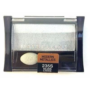 Maybelline New York Modern Metallics Eye-shadow - Silver Lining