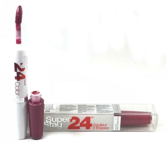Maybelline New York Super Stay 24 Lip Color – Keep it Red