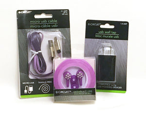 Purple Electronic Bundle