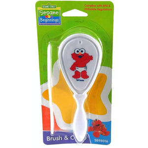 Sesame Street Brush & Comb - Elmo