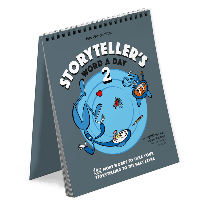 Storyteller word book 2