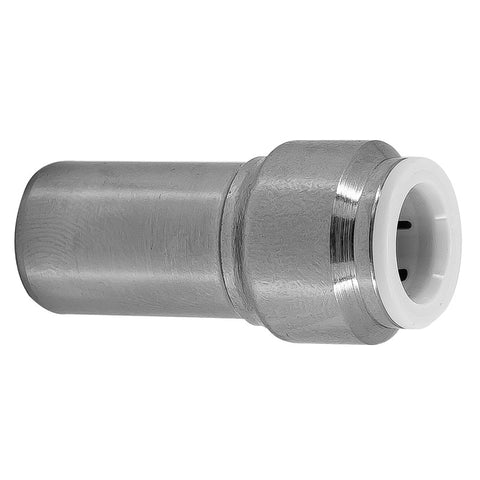 Radiator Push Fit 10mm Straight Connector - Plumbing and Heating Supplies UK
