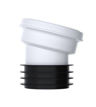 Viva 14 Degree Obtuse Toilet Pan Connector - Plumbing and Heating Supplies UK