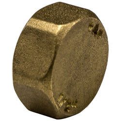 Brass Blank Nut - Plumbing and Heating Supplies UK