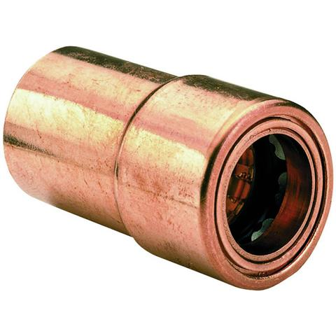 10mm x 15mm Copper Push Fit Fitting Reducers - Plumbing and Heating Supplies UK