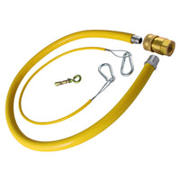 Catering Gas Hose with Bayonet and Lanyard (Cater Hose) - Plumbing and Heating Supplies UK