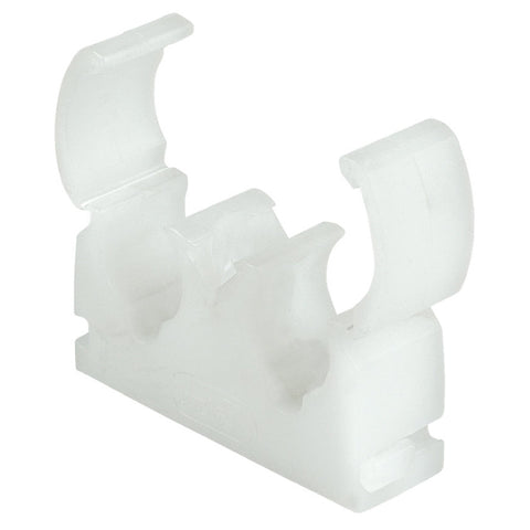 Double Hinged Pipe Clip Packs - Plumbing and Heating Supplies UK