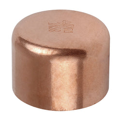 22mm Endfeed Stop Ends - Plumbing and Heating Supplies UK