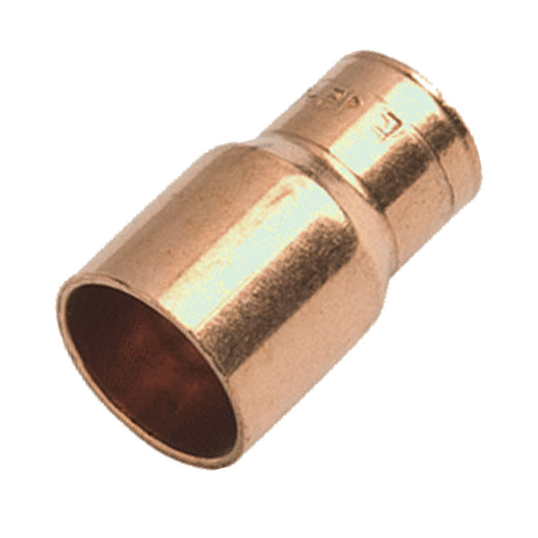 15mm x 8mm Endfeed Fitting Reducer - Plumbing and Heating Supplies UK
