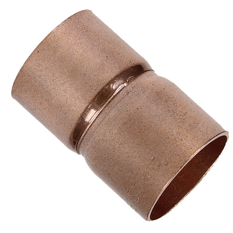"1/2"" x 15mm Endfeed Imperial x Metric Coupler - Plumbing and Heating Supplies UK"