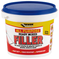 Everbuild All Purpose Ready Mixed Filler - 600g - Plumbing and Heating Supplies UK