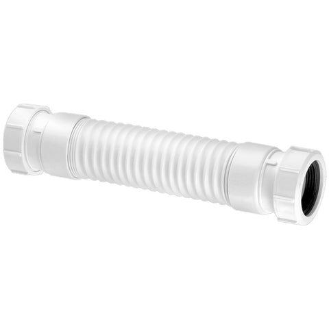 McAlpine 40mm Flexible Connector Nut x Nut Flexcon4 - Plumbing and Heating Supplies UK