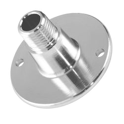 "Floor Plate for Restrictor Elbow 1/4"" Male x Female Thread - Plumbing and Heating Supplies UK"