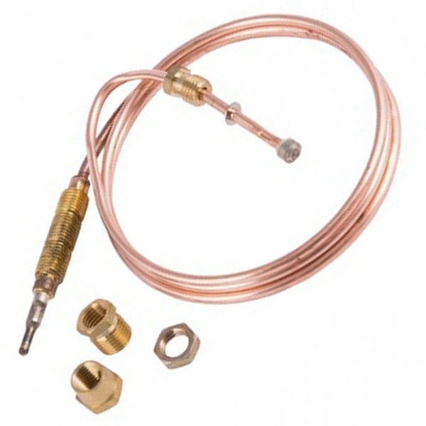 Universal Gas Fire Thermocouple - Plumbing and Heating Supplies UK