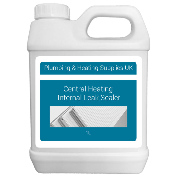 Central Heating Internal Leak Sealer - 1 Litre - Plumbing and Heating Supplies UK