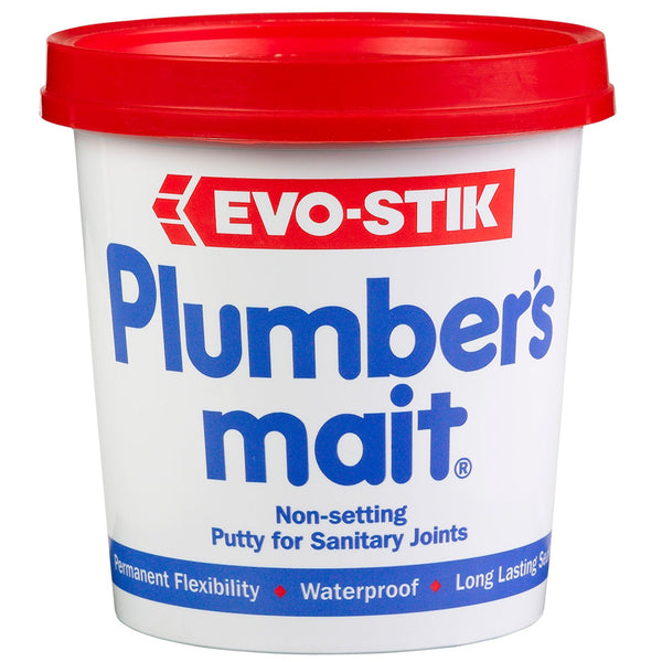 Evo Stik Plumbers Mait Putty - 750g - Plumbing and Heating Supplies UK