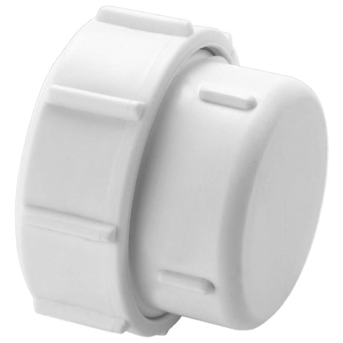 McAlpine Waste Pipe Compression Universal Blank 32mm S23U - Plumbing and Heating Supplies UK