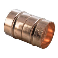 8mm Solder Ring Straight Coupler - Plumbing and Heating Supplies UK