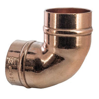 22mm Solder Ring 90 Degree Elbows - Plumbing and Heating Supplies UK