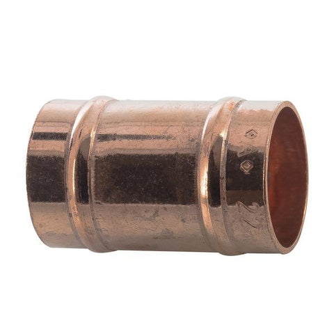 15mm Solder Ring Slip Coupler - Plumbing and Heating Supplies UK