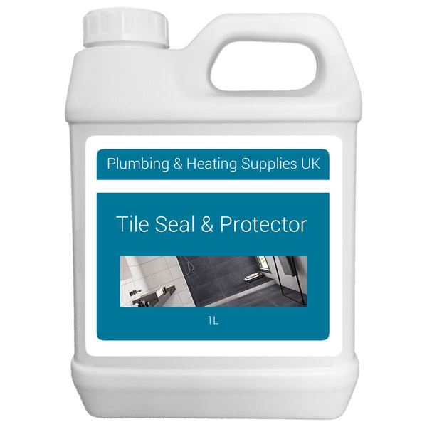 Tile Seal and Protector - 1 Litre - Plumbing and Heating Supplies UK
